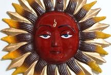 Sun Art & Silhouettes / sun, artn silhouette