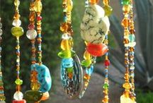 Sun Catchers & Wind Chime / Wind chimes and Sun Catchers