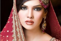 Asian beauty / South Asian beautiful people, Bollywood, weddings etc.