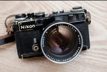Camera Gear  / by Brenton Kirkhart