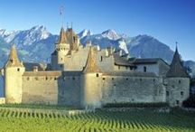 Linnat / Old castles from Europe.