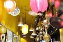 RESTAURACJE / Wnętrza restauracji, które nas inspirują.