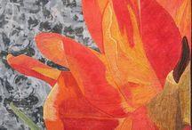 Quilt / My own quilts. Mine egne kvilte. / by Gurli Gregersen