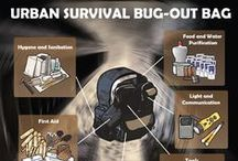 """Bug out Bags & Survival Kits / Emergency Kits, 72 Hour kits, Bug out Bags, Survival Kits and any other kind of """"kit"""" that is used for survival."""