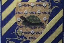 Art quilt /  i miei quilt