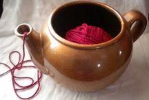 neulonta - kudumine - knitting / ideoita, ohjeita