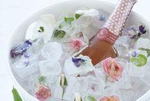 Drinks / Tips og inspirasjon til utseende, forskjellige drinker, dekor og tilbehør