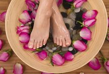 pampering yourself