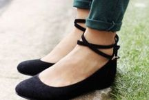 My Style: Scarves & Shoes