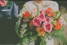 Wedding // floral weeding