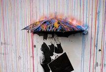 Stencils | Street Art