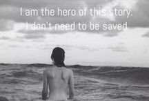 i'm the hero of this story