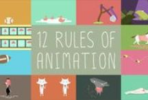 Animation / Animation is the process of creating the illusion of motion and shape change by means of the rapid display of a sequence of static images that minimally differ from each other. The illusion—as in motion pictures in general—is thought to rely on the phi phenomenon. Animators are artists who specialize in the creation of animation.