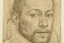 Goltzius, Hendrick (1558-1617) / leading Dutch engraver of the early Baroque period