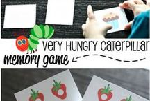 Aç Tırtıl / The Very Hungry Caterpiller / eric carle