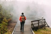 Backpacking the world / Traveling tips, destinations and inspiration for those bucket lists