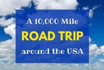 Travel | US Road Trip / Road trips in the US