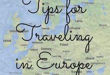 Travel: Europe / Spring break 2018!