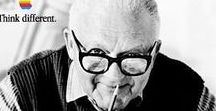 Paul Rand / Paul Rand (August 15, 1914 – November 26, 1996) was an American art director and graphic designer, best known for his corporate logo designs, including the logos for IBM, UPS, Enron, Morningstar, Inc., Westinghouse, ABC, and NeXT. He was one of the first American commercial artists to embrace and practice the Swiss Style of graphic design.