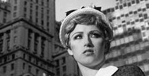 """Cindy Sherman / Cynthia Morris """"Cindy"""" Sherman (born January 19, 1954) is an American photographer and film director, best known for her conceptual portraits. In 1995, she was the recipient of a MacArthur Fellowship."""