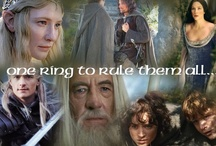 Tolkien's world<3 / All things Tolkien - The Lord of the Rings, The Hobbit, PJ's films, and everything else Tolkien-esque!:) / by Hannah