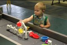 Harsco Science Center / With three floors of imaginative, engaging exhibits, the Science Center is an irresistible invitation to explore the sciences, perform experiments, and discover more about the world around you.