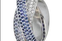 Anillos / Los anillos que más gustan a Velas del Tesoro... Puede ser que te encuentres uno de ellos dentro de nuestras velas!