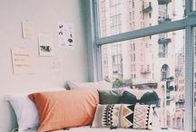 Dorm/Apartment Ideas / by Nicole Krystofik