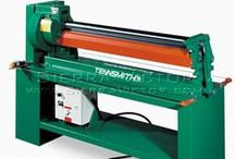 Roll in the Savings! / New Hydraulic, Power, Manual Plate Bending Rolls and More. Call 386-304-3720 or Visit www.sierravictor.com