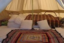 Travel and holidays around Australia /  Camping and and arting in comfort and style