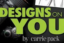 Designs on You / Designs on You By Carrie Pack Available August 19, 2014