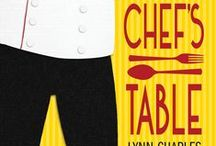 Chef's Table / Chef's Table, coming December 2014 from Interlude Press