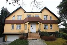 Houses and villas for sale in Prague / Společnost Czech4home nabízí pouze prověřené a kvalitní rodinné domy a vily na prodej v Praze a okolí.