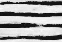 Graphic Black + White