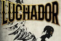 Luchador / Coming from Erin Finnegan, author of Sotto Voce November 2016
