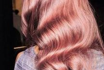 Fall Hair Trends / Hot hair trends this season - colour and style inspiration!