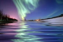 Aurora Borealis / Beautiful Northen Lights