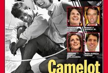 The Kennedy's / Camalot / by Yuvonne Culp
