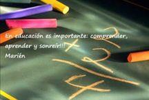 Aprender,comprender,sonreír!!! / Educación