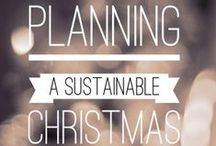 A Green Christmas / Ideas for making festive fun a little more sustainable, ethical and eco-friendly!