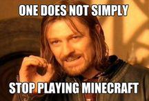 Minecraft / by 🐱Katelyn Kat🐱