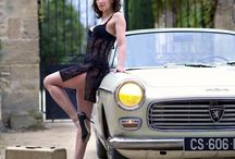 French classic cars / Classic French cars