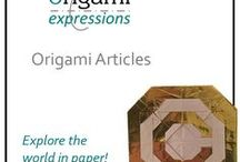 Origami Articles, Thoughts & other Musings / Articles and blogs related to origami