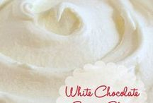 Cream and Frosting Recipes