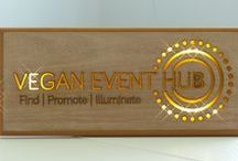 Project Insider at Vegan Event Hub / Behind the scenes at Vegan Event Hub. #secrets #insider #vegan #vegetarian