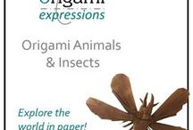Origami Animals and Insects