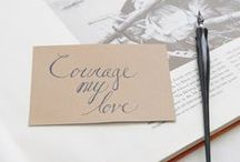 Inspiration Emergency Service / Courage, my love.