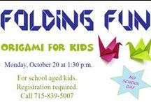 Kid's Programs at LEPMPL / Upcoming programs for kids at the L.E. Phillips Memorial Public Library