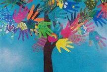 decoração escolar / by Bettina Chirico