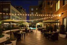 Terrace @ Andaz Savannah / Andaz Savannah Terrace Events & Ideas